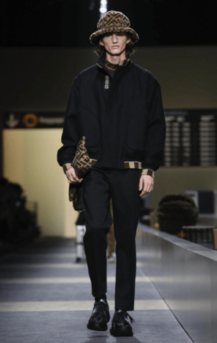 FENDI MENSWEAR FALL WINTER 2018 MILAN47