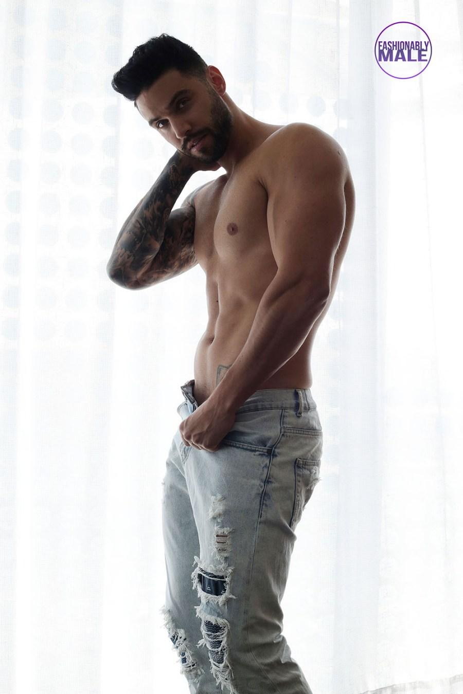 Fernando Lozada by Afif Kattan for Fashionably Male11