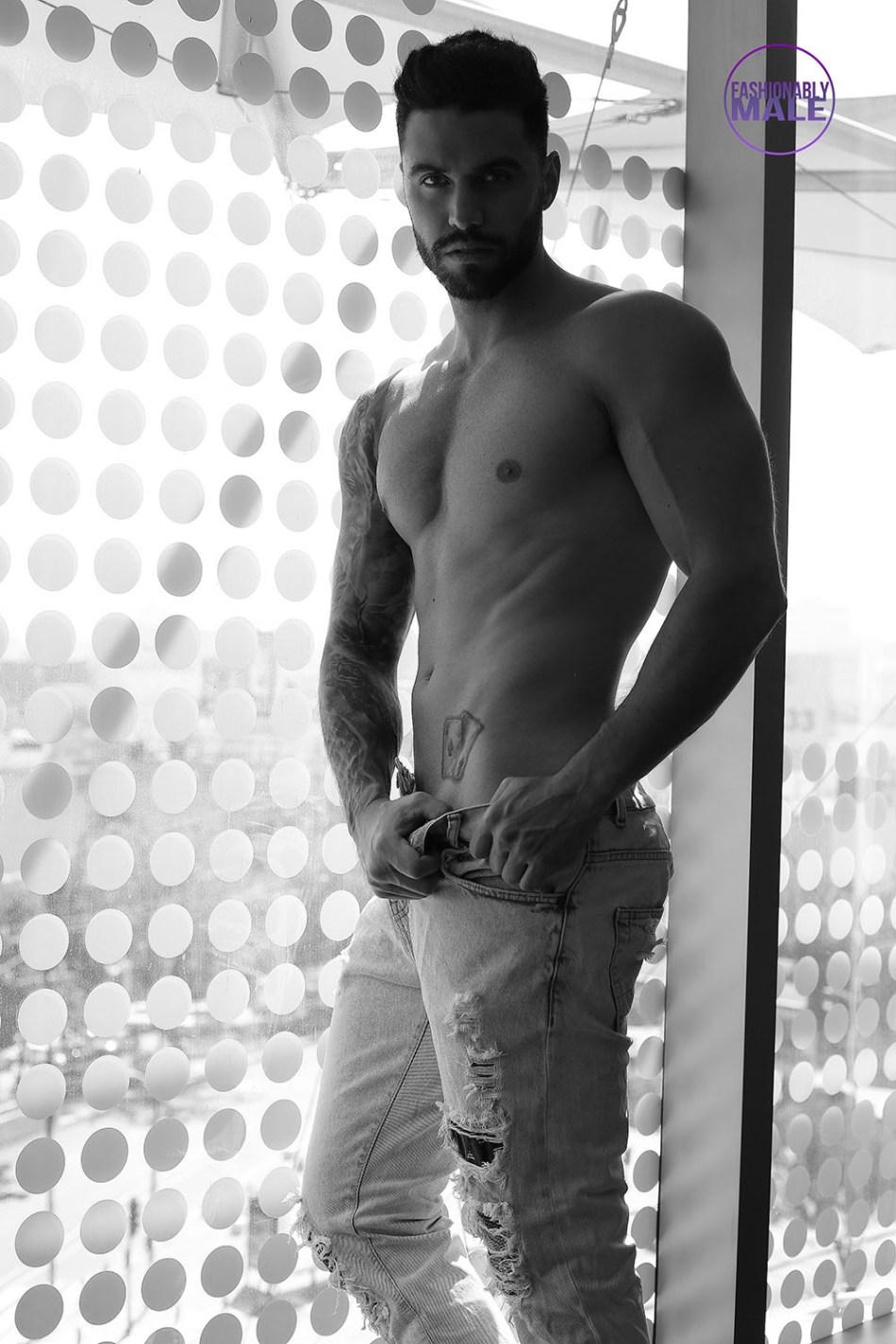 Fernando Lozada by Afif Kattan for Fashionably Male4