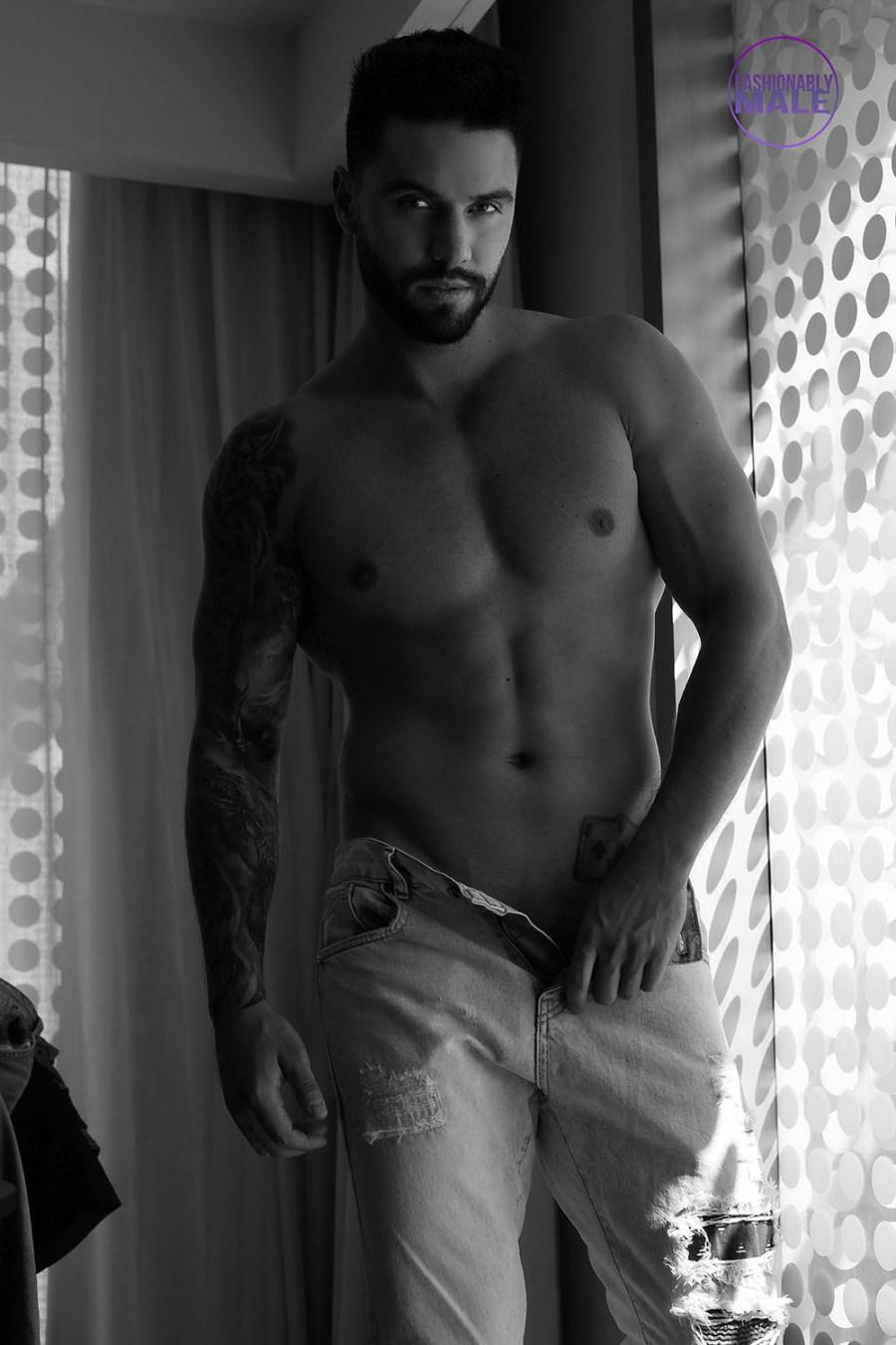 Fernando Lozada by Afif Kattan for Fashionably Male8