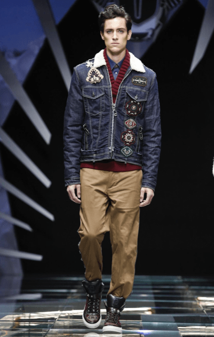 FRANKIE MORELLO MENSWEAR FALL WINTER 2018 MILAN26