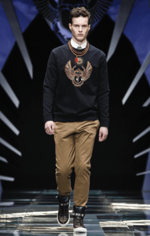 FRANKIE MORELLO MENSWEAR FALL WINTER 2018 MILAN33