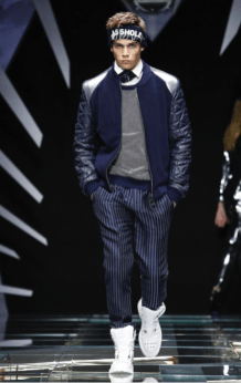 FRANKIE MORELLO MENSWEAR FALL WINTER 2018 MILAN67