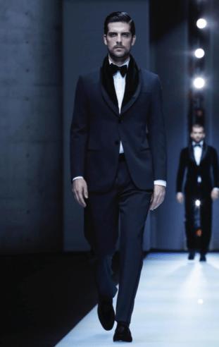 GIORGIO ARMANI MENSWEAR FALL WINTER 2018 MILAN46