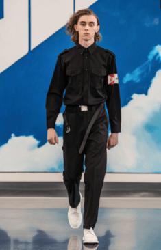 GOSHA RUBCHINSKIY MENSWEAR FALL WINTER 2018 YEKATERINBURG9
