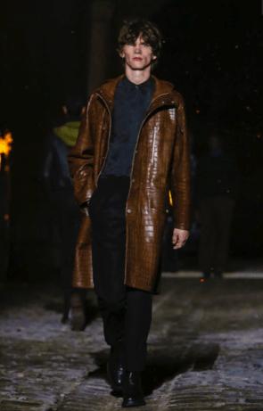 HERMES MENSWEAR FALL WINTER 2018 PARIS7
