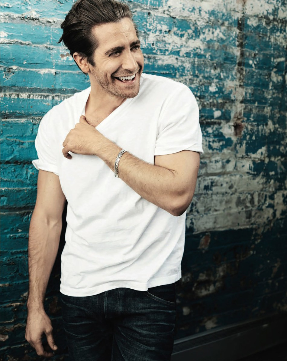 Jake Gyllenhaal GQ Australia February 20182
