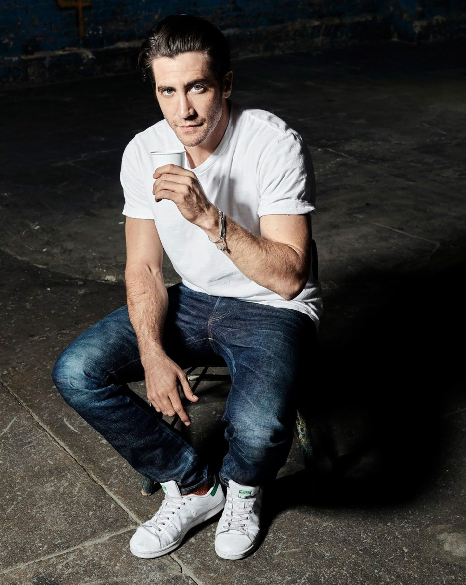 Jake Gyllenhaal GQ Australia February 20187