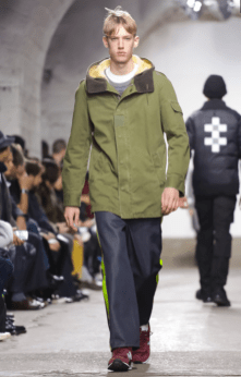JUNYA WATANABE MAN MENSWEAR FALL WINTER 2018 PARIS14