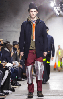 JUNYA WATANABE MAN MENSWEAR FALL WINTER 2018 PARIS17