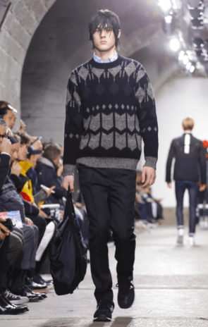 JUNYA WATANABE MAN MENSWEAR FALL WINTER 2018 PARIS20
