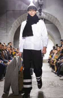 JUNYA WATANABE MAN MENSWEAR FALL WINTER 2018 PARIS22