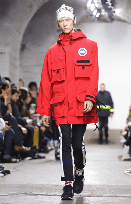 JUNYA WATANABE MAN MENSWEAR FALL WINTER 2018 PARIS25