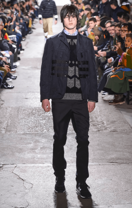 JUNYA WATANABE MAN MENSWEAR FALL WINTER 2018 PARIS39