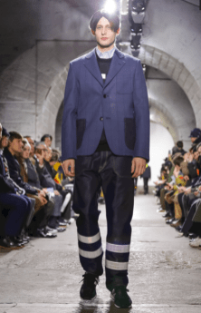 JUNYA WATANABE MAN MENSWEAR FALL WINTER 2018 PARIS4