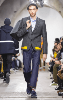 JUNYA WATANABE MAN MENSWEAR FALL WINTER 2018 PARIS42