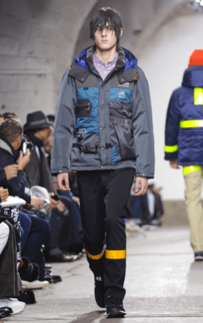 JUNYA WATANABE MAN MENSWEAR FALL WINTER 2018 PARIS44