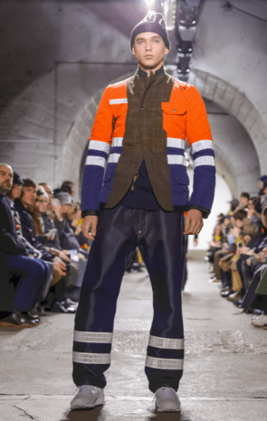 JUNYA WATANABE MAN MENSWEAR FALL WINTER 2018 PARIS46
