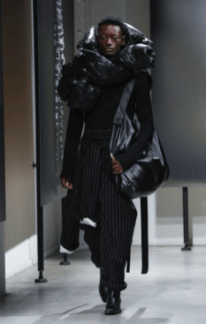 JUUN J. MENSWEAR FALL WINTER 2018 PARIS22