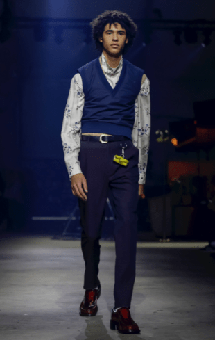 KENZO MEN & WOMEN MENSWEAR FALL WINTER 2018 PARIS19