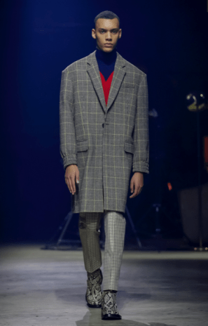 KENZO MEN & WOMEN MENSWEAR FALL WINTER 2018 PARIS21