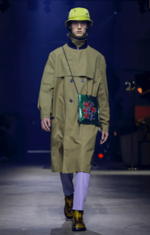 KENZO MEN & WOMEN MENSWEAR FALL WINTER 2018 PARIS28