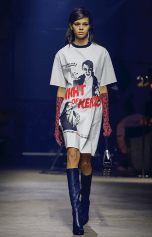 KENZO MEN & WOMEN MENSWEAR FALL WINTER 2018 PARIS3
