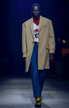 KENZO MEN & WOMEN MENSWEAR FALL WINTER 2018 PARIS33