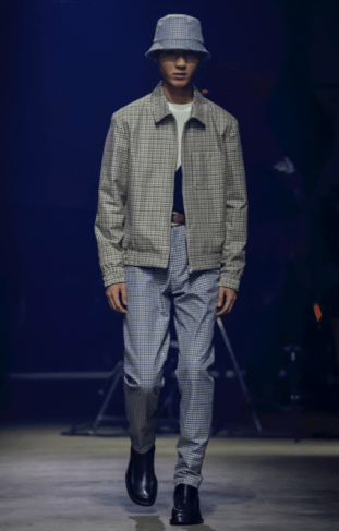 KENZO MEN & WOMEN MENSWEAR FALL WINTER 2018 PARIS4