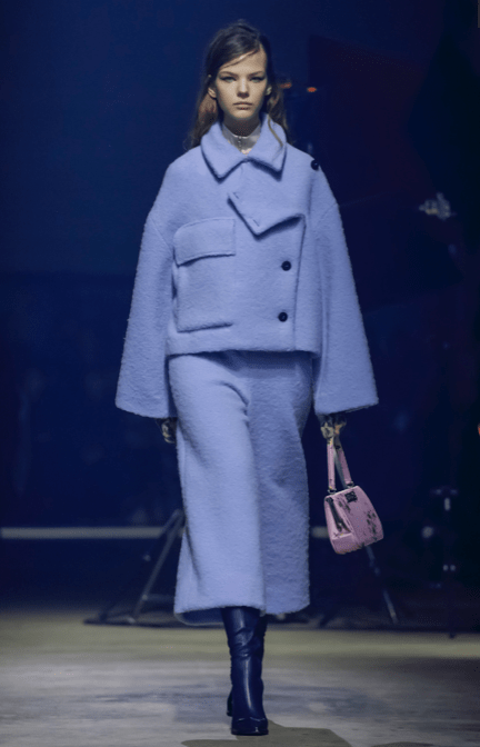 KENZO MEN & WOMEN MENSWEAR FALL WINTER 2018 PARIS48