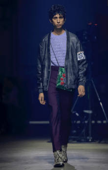 KENZO MEN & WOMEN MENSWEAR FALL WINTER 2018 PARIS6