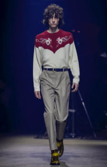 KENZO MEN & WOMEN MENSWEAR FALL WINTER 2018 PARIS9