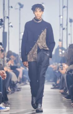 LANVIN MENSWEAR FALL WINTER 2018 PARIS10