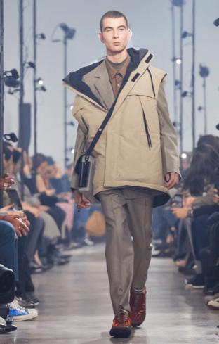 LANVIN MENSWEAR FALL WINTER 2018 PARIS20