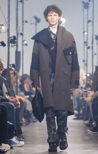 LANVIN MENSWEAR FALL WINTER 2018 PARIS32