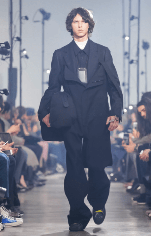 LANVIN MENSWEAR FALL WINTER 2018 PARIS5