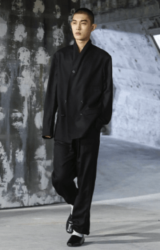 LEMAIRE MENSWEAR FALL WINTER 2018 PARIS1