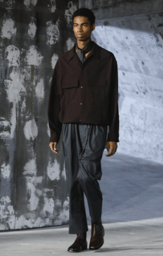 LEMAIRE MENSWEAR FALL WINTER 2018 PARIS11