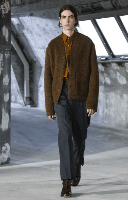 LEMAIRE MENSWEAR FALL WINTER 2018 PARIS13