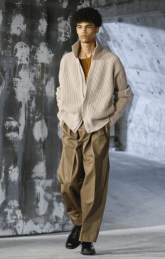LEMAIRE MENSWEAR FALL WINTER 2018 PARIS14