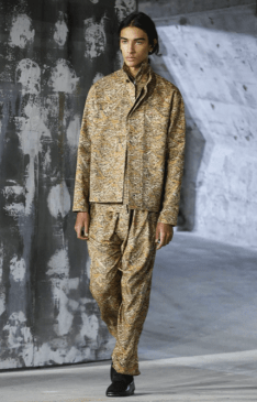 LEMAIRE MENSWEAR FALL WINTER 2018 PARIS15