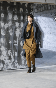 LEMAIRE MENSWEAR FALL WINTER 2018 PARIS17