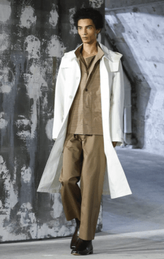 LEMAIRE MENSWEAR FALL WINTER 2018 PARIS2