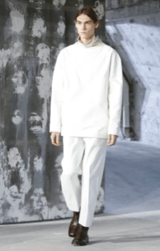 LEMAIRE MENSWEAR FALL WINTER 2018 PARIS21