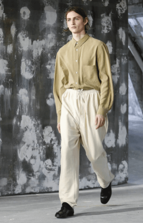 LEMAIRE MENSWEAR FALL WINTER 2018 PARIS41