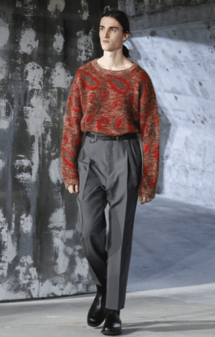 LEMAIRE MENSWEAR FALL WINTER 2018 PARIS7