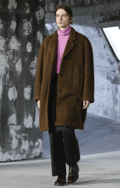 LEMAIRE MENSWEAR FALL WINTER 2018 PARIS8