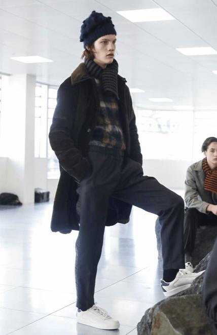 LOU DALTON MENSWEAR FALL WINTER 2018 LONDON11