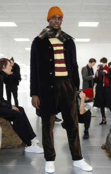 LOU DALTON MENSWEAR FALL WINTER 2018 LONDON3