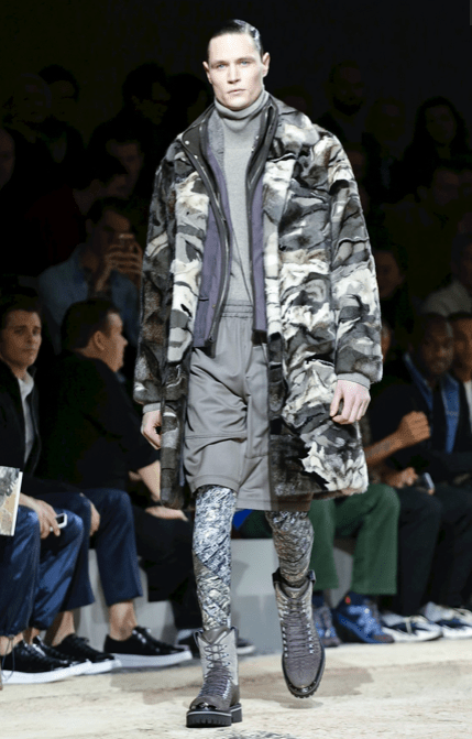 LOUIS VUITTON MENSWEAR FALL WINTER 2018 PARIS13